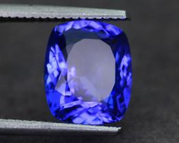 AAA Grade 4.00  ct Tanzanite eye catching Color SKU.25