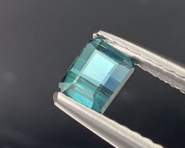 ''NO RESERE'' Top Quality Natural Indicolite Color Tourmaline 0.54 Cts.