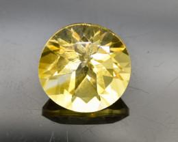6.03 Crt  Citrine Faceted Gemstone (Rk-24)