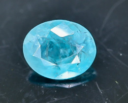 0.68 Crt  Rare Grandidierite Faceted Gemstone (Rk-24)