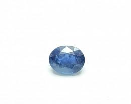 Blue Sapphire, 1.39ct, Madagascar