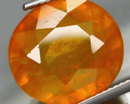 18.02 ct.  BIG  Natural Orangey Yellow Sapphire   Africa