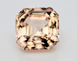 Amazing Color 12.40 Ct Natural  Tourmaline Gemstone