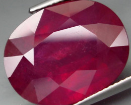 17.46  Cts. Top  Blood Red Natural  Ruby  Madagascar Gem