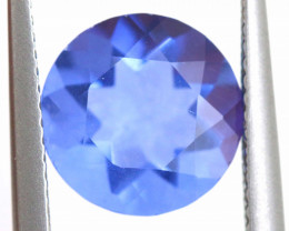 4.21CTS BRAZILIAN FLUORITE FACETED STONE  CG-2905