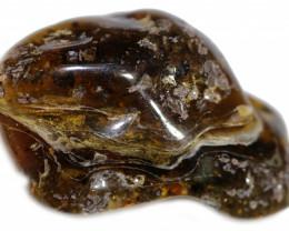 169 Cts  Tumbled Polished Rough Amber  AM 1894