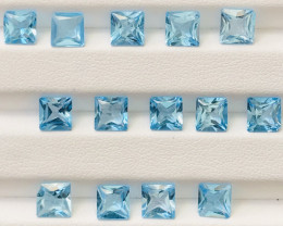 17 Carats Topaz Gemstone Parcel