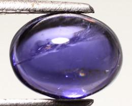 2.08 Cts Rare Purple Color Natural Iolite Gemstone