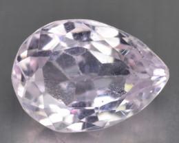 3.30 Cts Kunzite Pink Color Natural Loose Gemstone