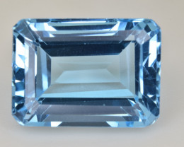 Natural Blue Topaz  15.37 Cts Top Quality Gemstone