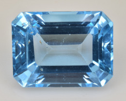 Natural Blue Topaz  15.57 Cts Top Quality Gemstone