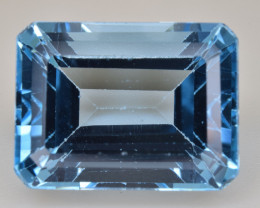 Natural Blue Topaz  15.68 Cts Top Quality Gemstone