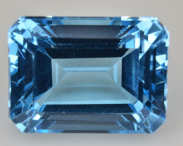 Natural Blue Topaz  18.31 Cts Top Quality Gemstone
