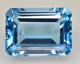 Natural Blue Topaz 20.41 Cts Top Quality Gemstone