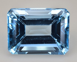 Natural Blue Topaz  16.34 Cts Top Quality Gemstone