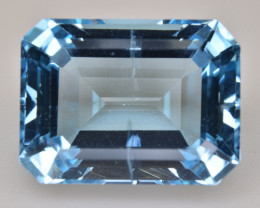 Natural Blue Topaz  16.11 Cts Top Quality Gemstone