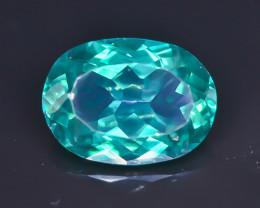 10.25 Crt Natural Topaz  Faceted Gemstone.( AB 54)