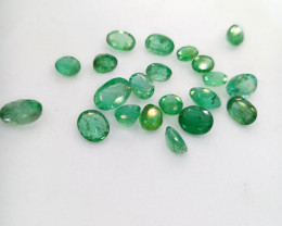 10.00cts Very Good Quality  Emerald Parcel , 100% Natural Gemstone