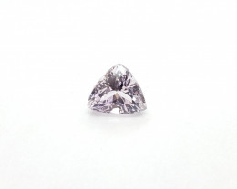 Kunzite, 5.25ct, Trillion cut