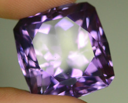 24.15 ct Sparkling Color Natural Amethyst ~ B