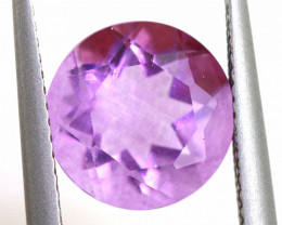 4.29 CTS BRAZILIAN FLUORITE FACETED STONE  CG-2906