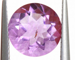 4.17 CTS BRAZILIAN FLUORITE FACETED STONE  CG-2910