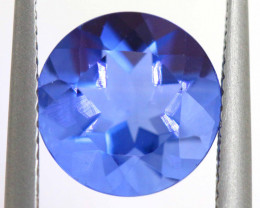 4.26 CTS BRAZILIAN FLUORITE FACETED STONE  CG-2912