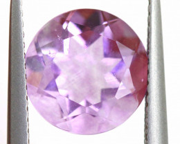 4.30 CTS BRAZILIAN FLUORITE FACETED STONE  CG-2913
