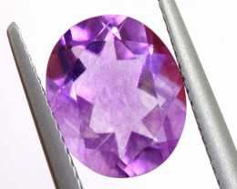 3.99 CTS BRAZILIAN FLUORITE FACETED STONE  CG-2915