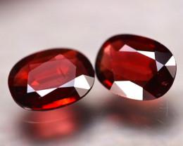 Rhodolite 5.28Ct Natural Cherry Red Rhodolite Garnet E3001/B3