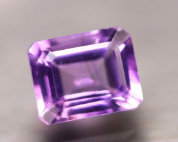 Amethyst 3.72Ct Natural Uruguay Electric Purple Amethyst E3007/C1