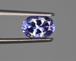 1.25 Carats Natural Tanzanite Gemstone