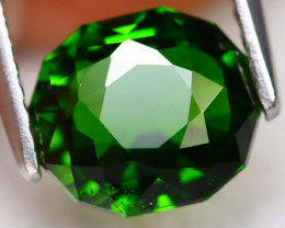 Chrome Diopside 1.97Ct Natural Master Cut Russian Chrome Diopside A2704