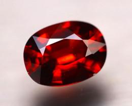 Rhodolite 2.02Ct Natural Cherry Red Rhodolite Garnet D3102/B28