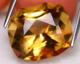 Golden Citrine 12.61Ct VVS Natural Master Cutting Golden Citrine C2708