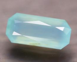 Paraiba Opal 1.22Ct Natural Peruvian Paraiba Color Opal D3124/A2