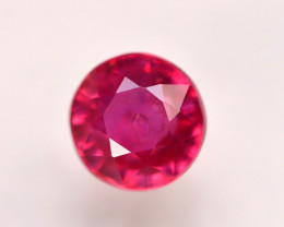 Ruby 2.94Ct Madagascar Blood Red Ruby D3129/A20