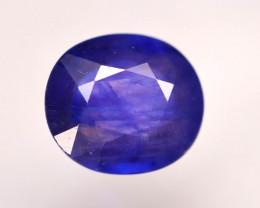 Ceylon Sapphire 2.65Ct Royal Blue Sapphire D3131/A23
