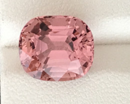 5.90 Carats Natural Baby Pink Color Tourmaline Gemstone
