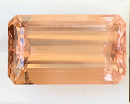 93.80 Carat Natural Morganite Gemstone
