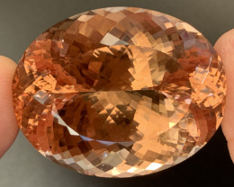 149.20 Carat Natural Morganite Gemstone