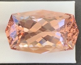 82.50 Carat Natural Morganite Gemstone