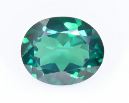 4.06 Crt  Topaz Faceted Gemstone (Rk-25)