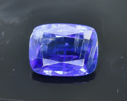 2.39 Crt  Kyanite Faceted Gemstone (Rk-25)