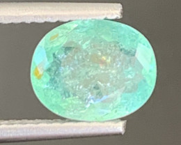 Paraiba 1.30 Carats Natural Color Paraiba Tourmaline Gemstone
