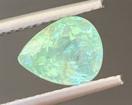 Paraiba 1.40 Carats Natural Color Tourmaline Gemstone