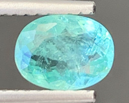 Paraiba 0.95 Carats Natural Color Paraiba Tourmaline Gemstone