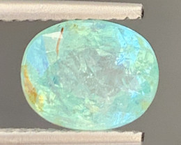 Paraiba 2.30 Carats Natural Color Paraiba  Tourmaline Gemstone