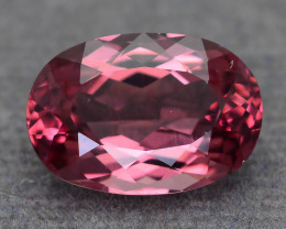 Rare Red Apatite 3.97 ct Amazing Luster SKU.12