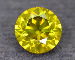 AAA Grade 1.00 ct Yellow Diamond SKU-24